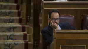 Hernando, salto mortal del «no» a la abstención