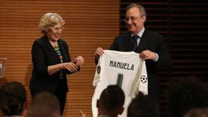 Las claves de la negociación entre Carmena y el Real Madrid