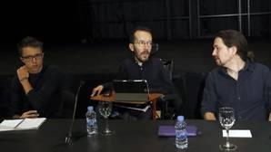Echenique aprecia entre Iglesias y Errejón una «tensión sexual» a lo «Expediente X»