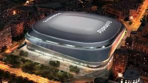 Así será el nuevo Santiago Bernabéu