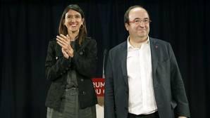 Iceta y Parlon reiteran su voluntad de romper la disciplina de voto del PSOE para no abstenerse