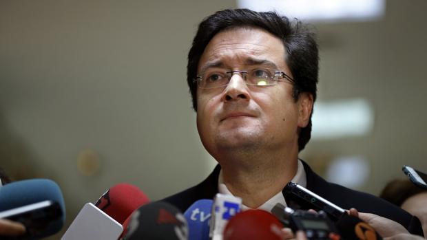 Óscar López, en una imagen de archivo