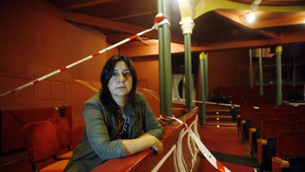 Rosa Pérez, en una imagen de archivo
