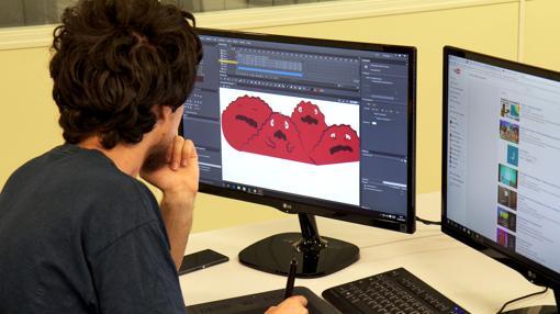Imagen del simulador
