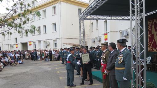 Imagen del acto celebrado en Valencia