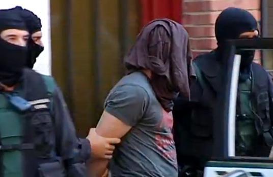 La Guardia Civil detiene a un marroquí por vínculos con Daesh en Gerona