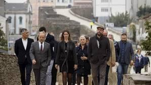 Lugo, Oviedo y Compostela se alían para impulsar el Camino Primitivo