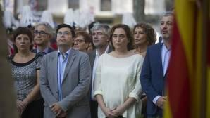 La doble vara de medir de Podemos: No a la Fiesta Nacional pero sí a la Diada de Cataluña y al Aberri Eguna