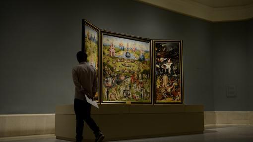 «El jardín de las delicias», del Bosco, expuesto en el Prado