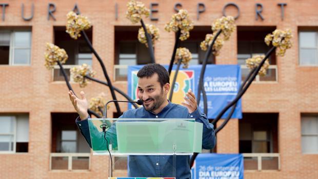 Imagen de archivo del conseller Marzà