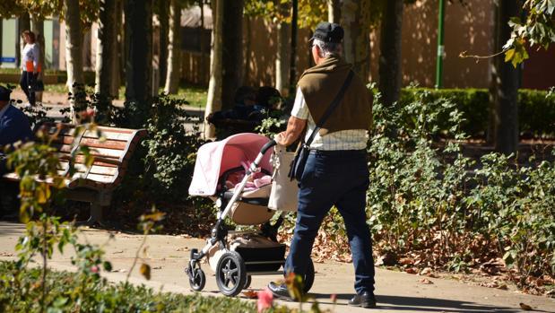 Uno de cada tres pensionistas mantiene la economía familiar