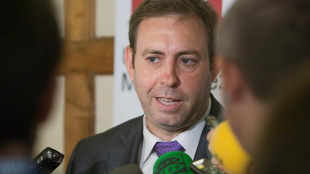 El alcalde de Jun, en una imagen de archivo