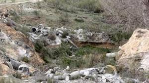 La Junta tiene que pagar el sellado del amianto, según Tolón