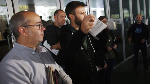 Oriol Lladó y Josep Téllez rompen la resolución de un juzgado barcelonés