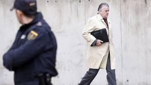 Bárcenas niega «rotundamente» haber recibido dinero del cabecilla de la trama Gürtel