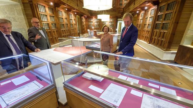 La muestra reúne 70 manuscritos inéditos