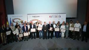 Castilla-La Mancha reconoce al sector artesano, del que la región «puede presumir»
