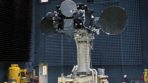 El satélite, antes de ser lanzado, debe ser sometido a 'terapia' de silencio absoluto