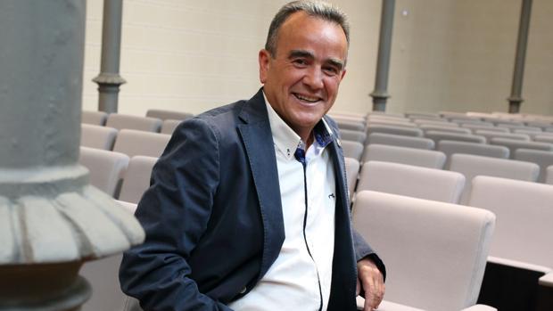 Juan Antonio Sánchez Quero (PSOE), presidente de la Diputación de Zaragoza y de la Comisión sobre Despoblación de la FEMP