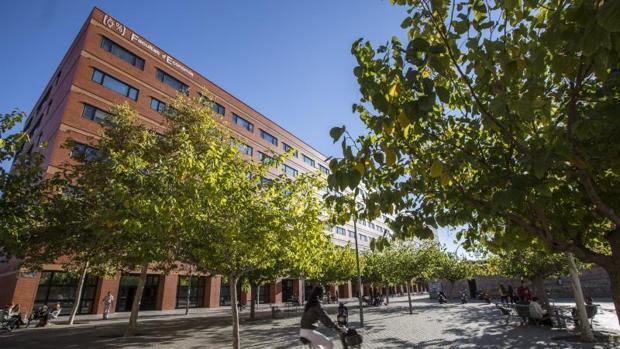 Imatge de la Universitat de València