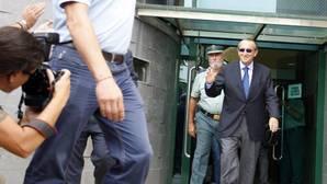 La Fiscalía remite al juzgado la investigación a Carlos Fabra por los patrocinios del aeropuerto de Castellón