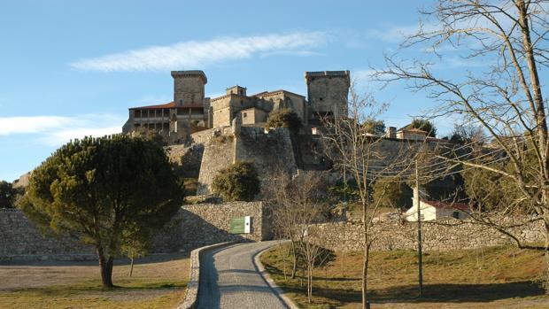 El Castillo de Monterrei funciona como Parador de Turismo