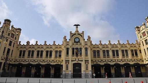 Imagen de la Estación del Norte de Valencia