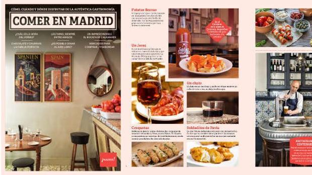 Así comemos los madrileños: nueva guía para saber cómo, cuándo y dónde disfrutar de la gastronomía