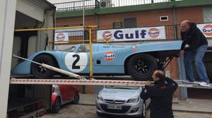 «Espirítu del Jarama»: Tres días para vivir en la piel de un Fórmula 1