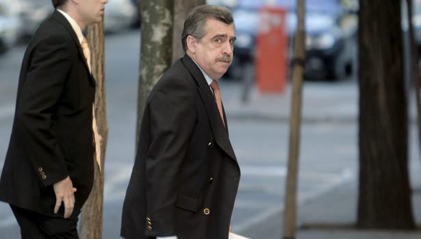 El juez Ismael Moreno, en una foto de archivo