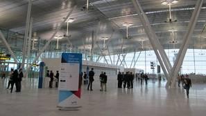 Peinador despega y es el segundo aeropuerto que más crece en 2016
