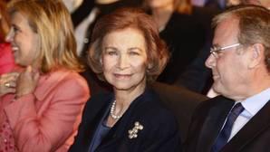 La Reina Sofía: «Algún día el alzheimer sólo será un recuerdo»