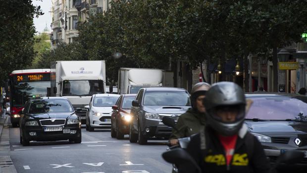 El gobierno municipal confía en fomentar la movilidad sostenible y reducir el tráfico privado