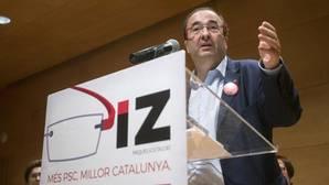 El PSC elige entre Iceta y Parlón mientras sube la tensión con el PSOE