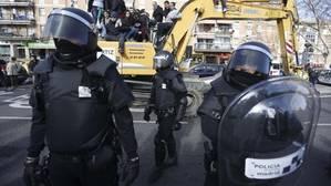 Barbero obliga a los antidisturbios a seguir en sus puestos pese a tener adjudicado otro destino