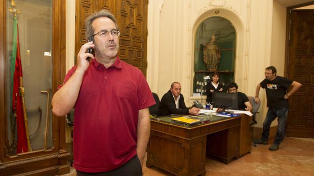 Francisco Guarido, en una imagen de archivo
