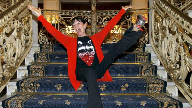 Geraldine Chaplin, en una imagen de archivo