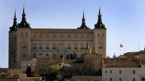 Jaime tiene 18 años: «Para mí, el Alcázar siempre ha sido una biblioteca»