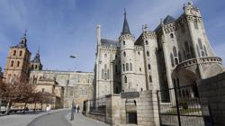 Palacio Episcopal de Astorga, obra de Gaudí