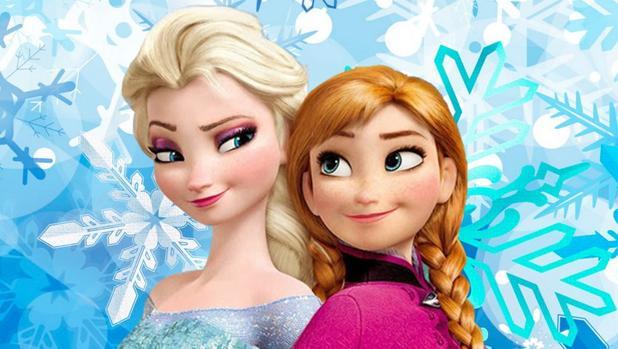 Frozen: cantando bajo la nieve en el Barclaycard