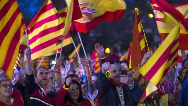 El acto, en el parque de Can Dragó, contó con unas 1.400 personas