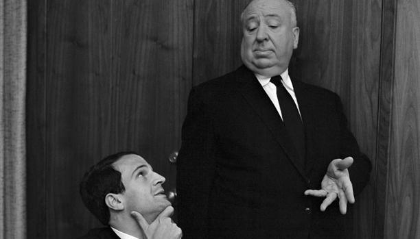 Imagen de Truffaut y Hitchcock