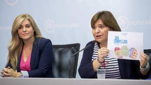 Isabel Bonig: «El PP no reabriría en estos momentos la televisión valenciana»