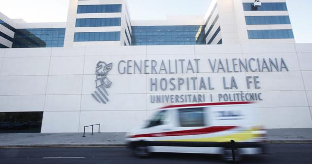 Imagen de archivo del hospital La Fe de Valencia