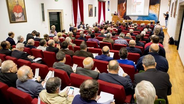 Primera de las asambleas celebradas el sábado 8