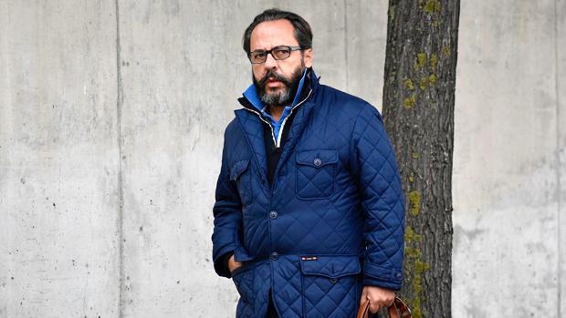 Álvaro Pérez llega a la Audiencia Nacional