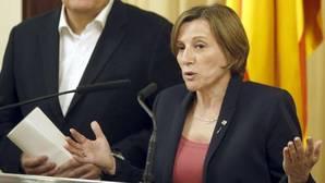 Madrigal insta a la Fiscalía de Cataluña a querellarse contra Forcadell por prevaricación y desobediencia