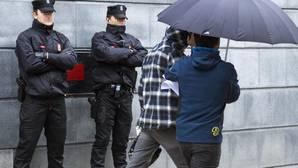 El teniente de la Guardia Civil agredido en Alsasua recibe el alta hospitalaria