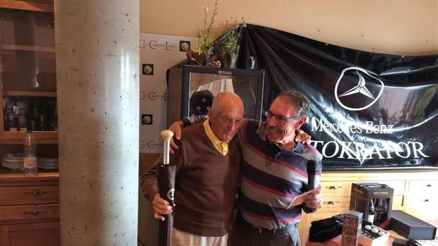 Los «Amigos del Golf de Layos» celebran su campeonato anual