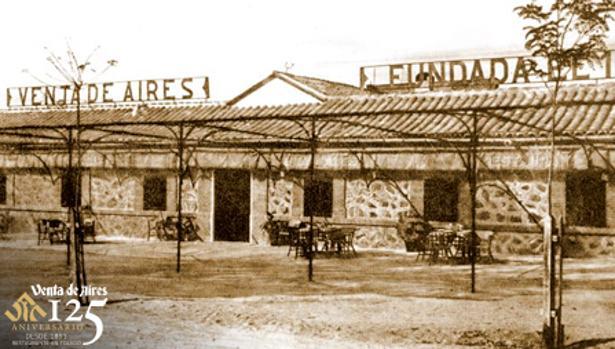 Venta de Aires es el único restaurante centenerio de Castilla-La Mancha